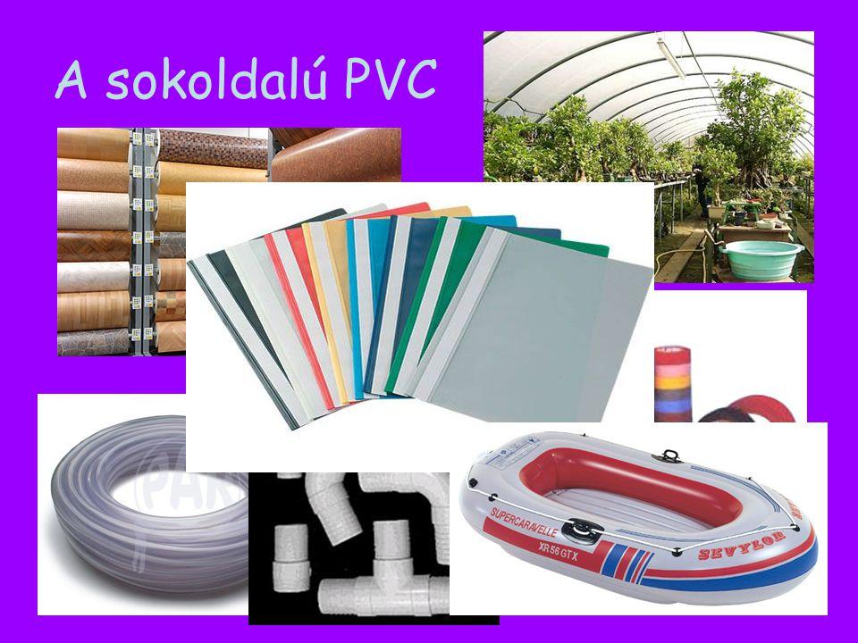 A sokoldalú PVC