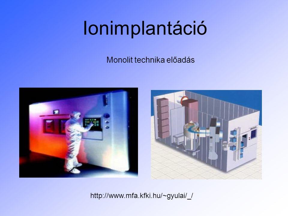 Monolit technika előadás