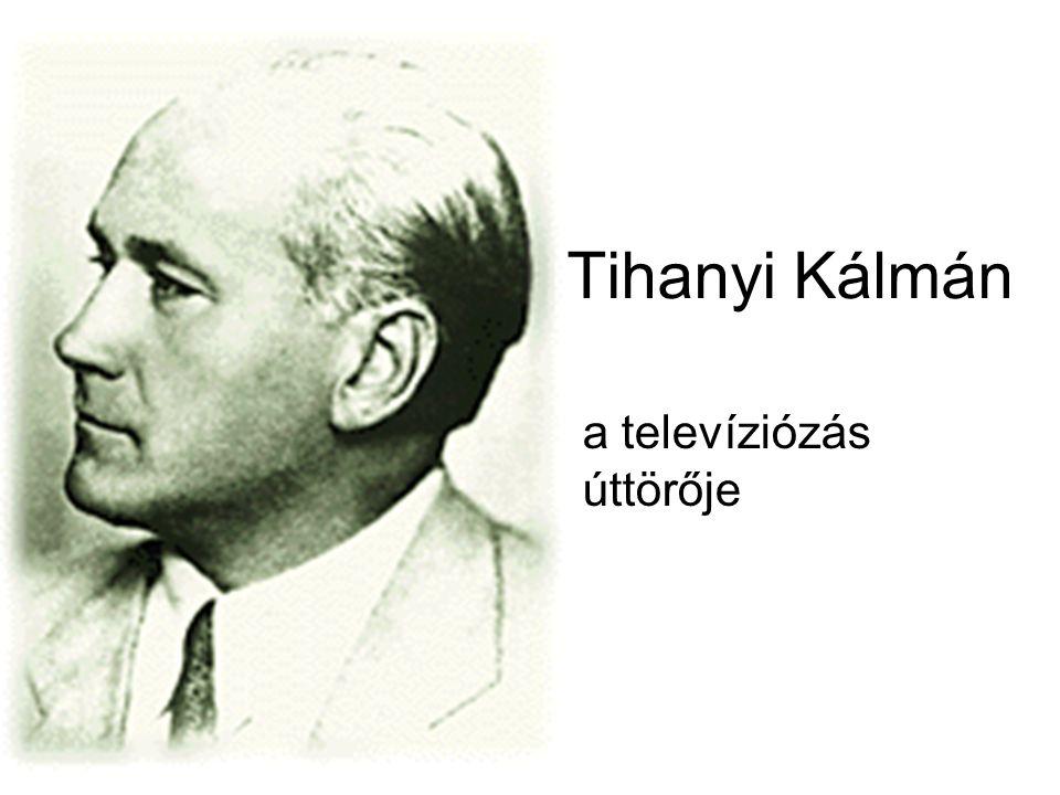 a televíziózás úttörője