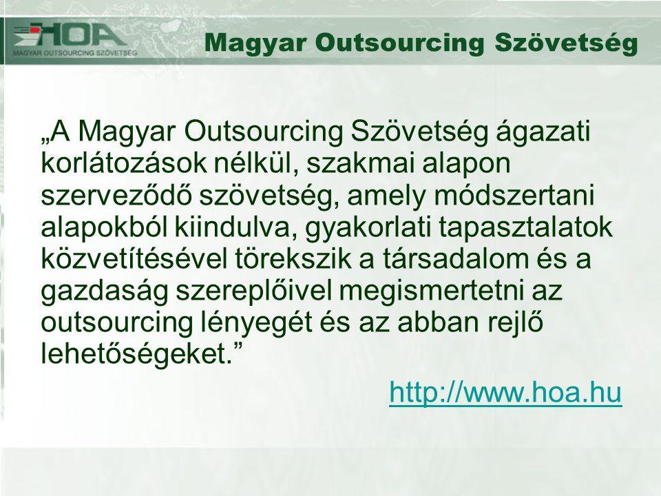 Magyar Outsourcing Szövetség