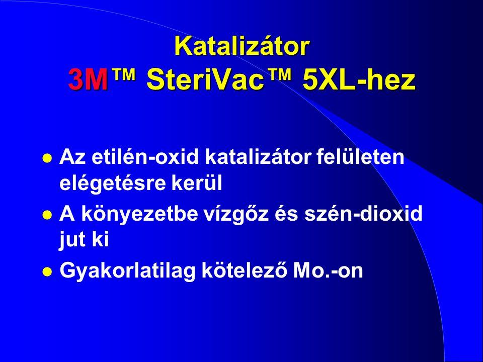 Katalizátor 3M™ SteriVac™ 5XL-hez