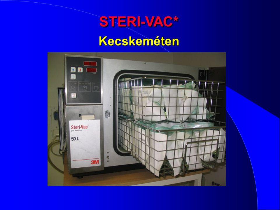 STERI-VAC* Kecskeméten