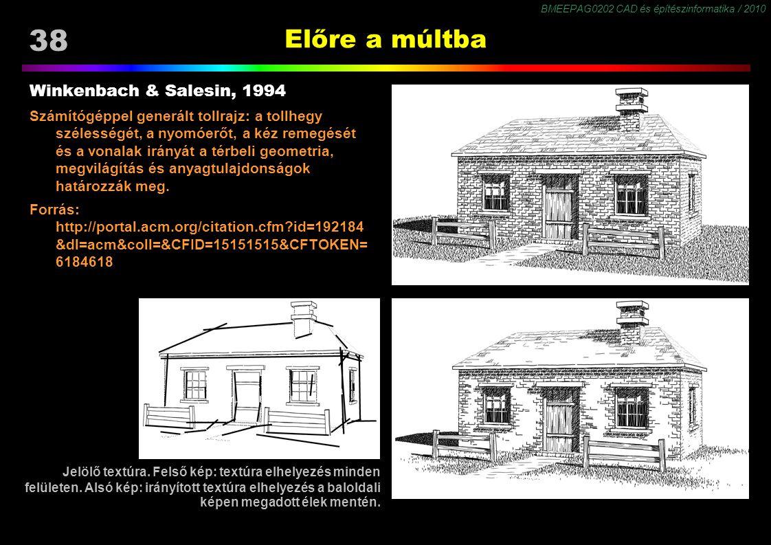 Előre a múltba Winkenbach & Salesin, 1994