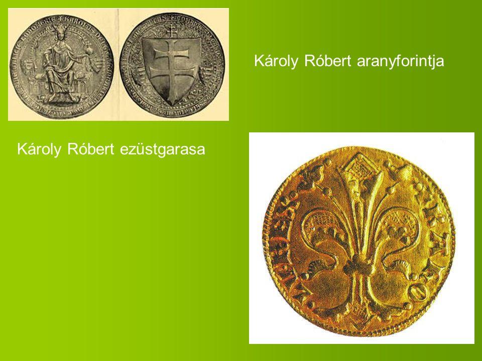 Károly Róbert aranyforintja