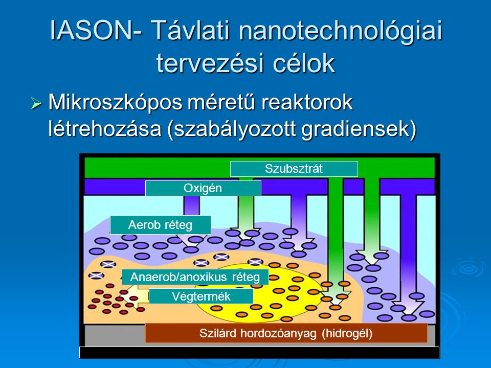 IASON- Távlati nanotechnológiai tervezési célok