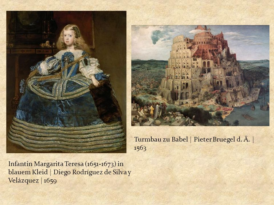 Turmbau zu Babel | Pieter Bruegel d. Ä. | 1563