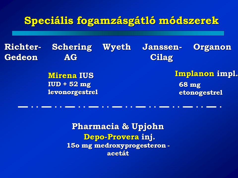 15o mg medroxyprogesteron -acetát