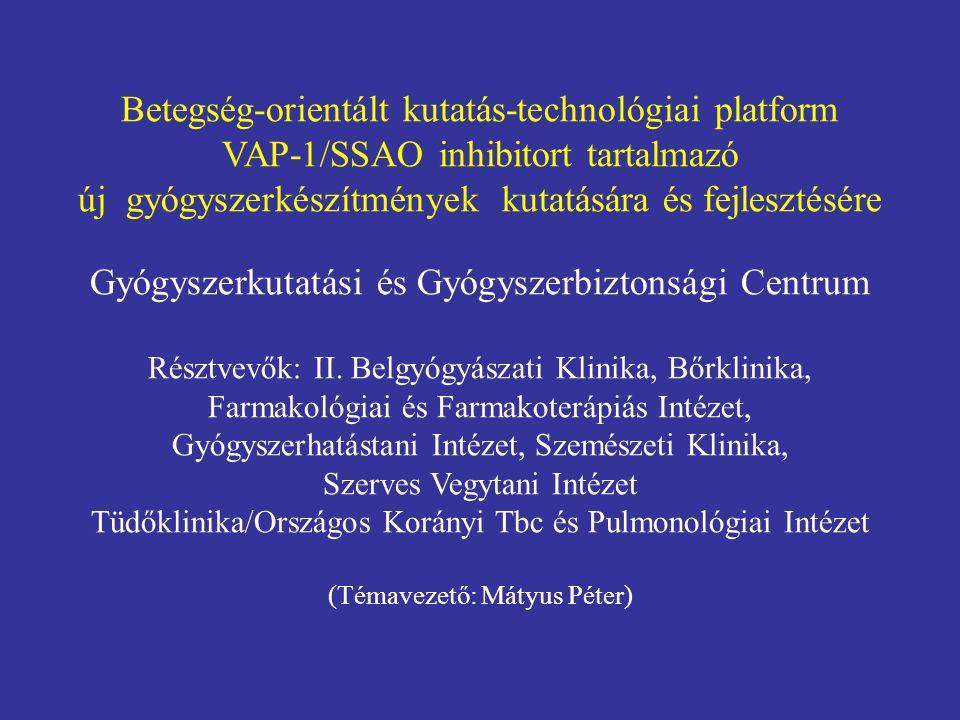 Betegség-orientált kutatás-technológiai platform