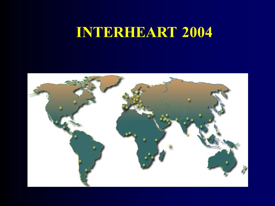 INTERHEART 2004