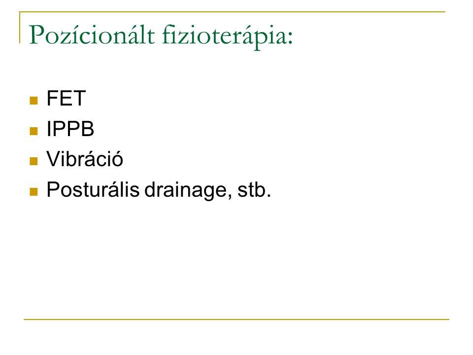 Pozícionált fizioterápia: