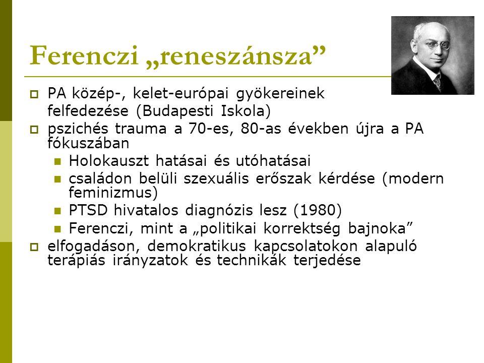 """Ferenczi """"reneszánsza"""