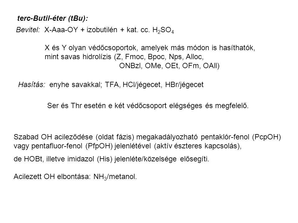 terc-Butil-éter (tBu):