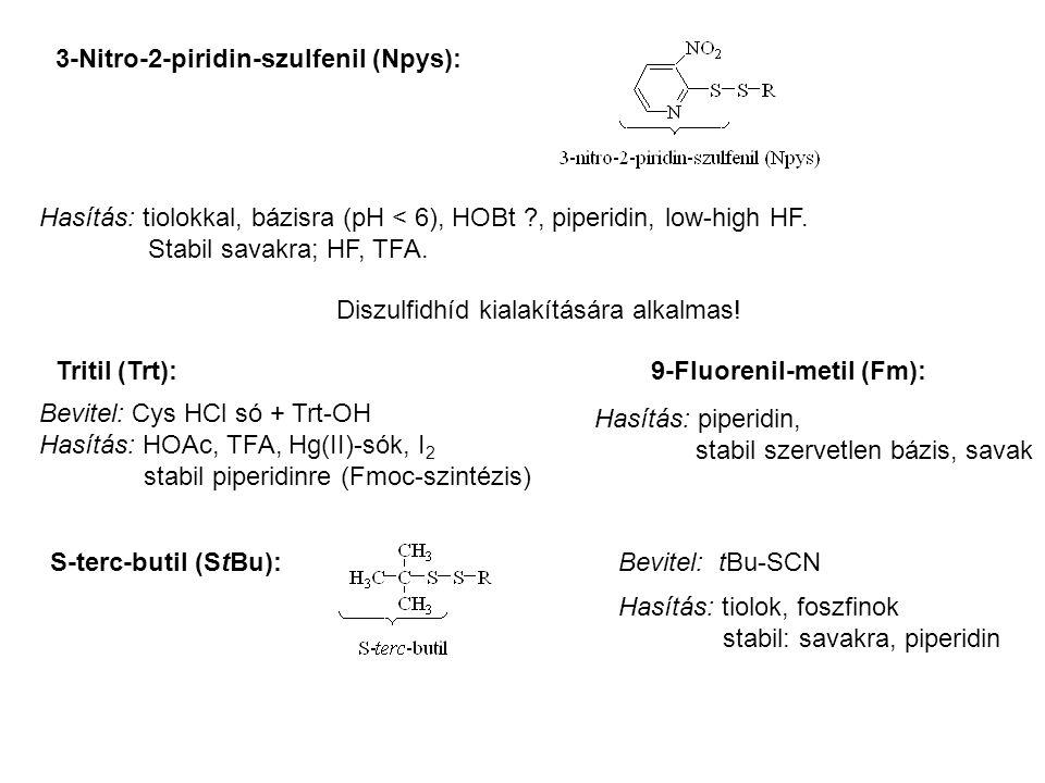 3-Nitro-2-piridin-szulfenil (Npys):