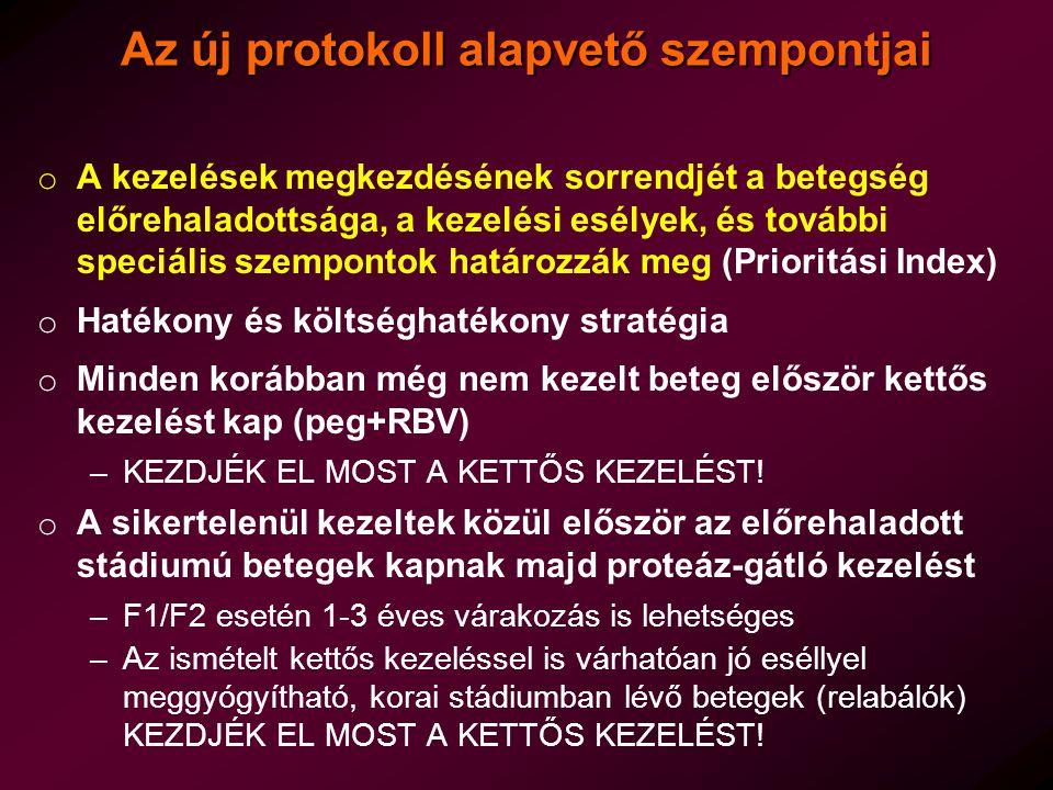 Az új protokoll alapvető szempontjai