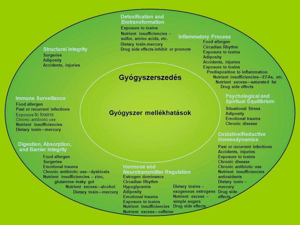 Detoxification and Biotransformation Gyógyszer mellékhatások