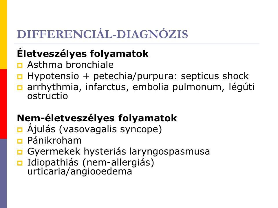 DIFFERENCIÁL-DIAGNÓZIS