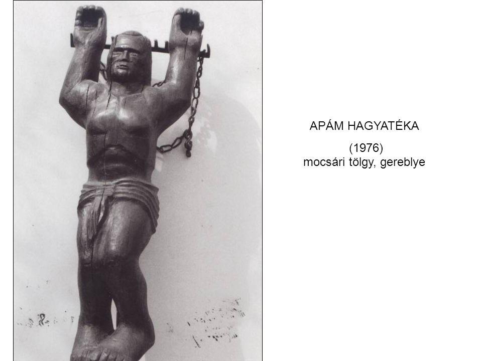(1976) mocsári tölgy, gereblye