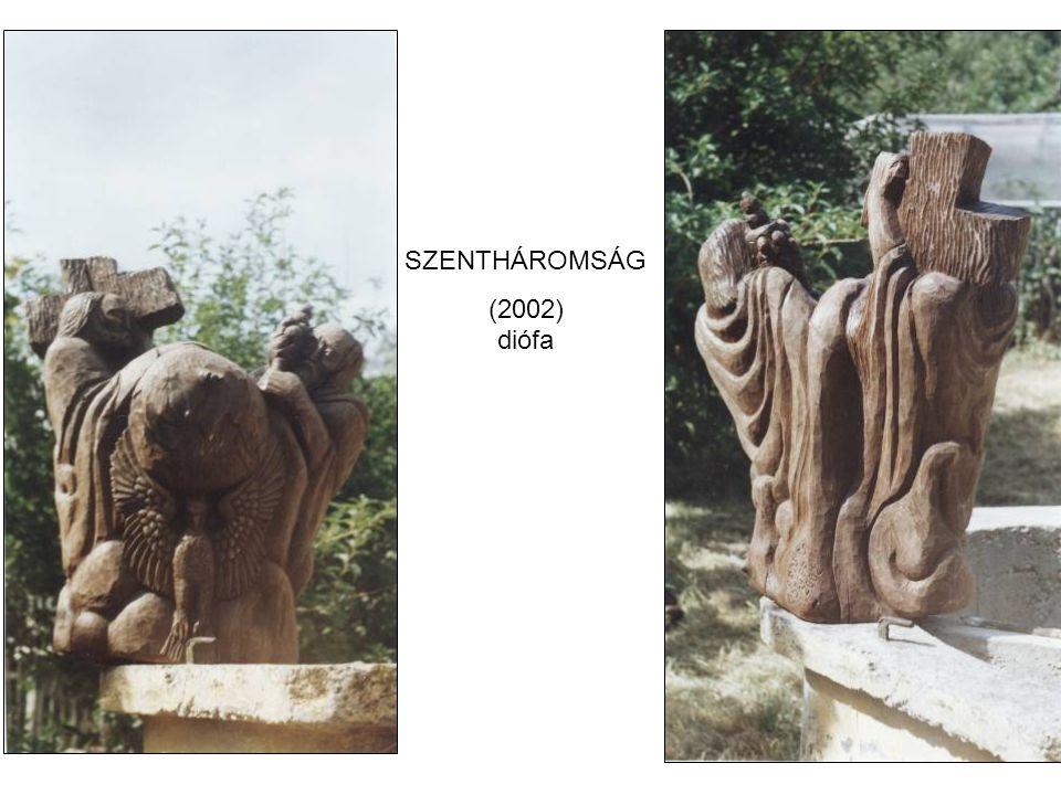 SZENTHÁROMSÁG (2002) diófa