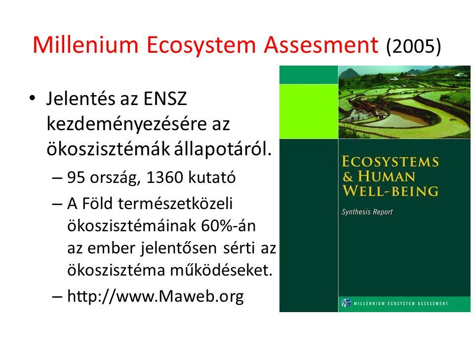 Millenium Ecosystem Assesment (2005)