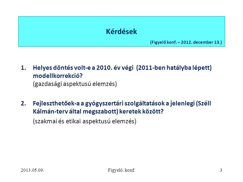 Kérdések (Figyelő konf. – 2012. december 13.)