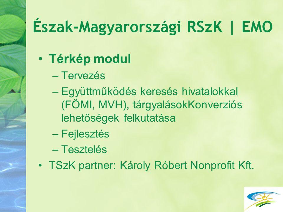 Észak-Magyarországi RSzK | EMO