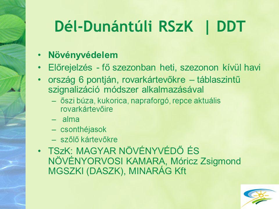 Dél-Dunántúli RSzK | DDT