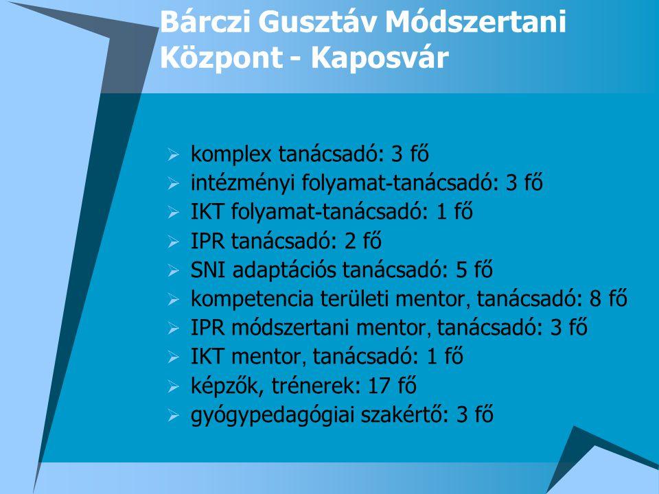 Bárczi Gusztáv Módszertani Központ - Kaposvár