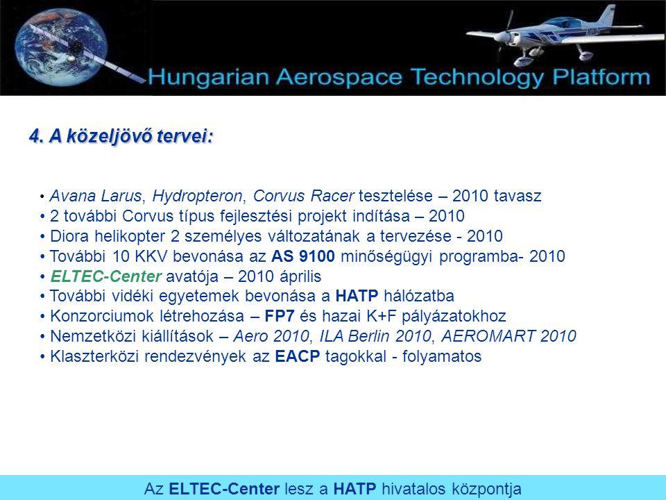 Az ELTEC-Center lesz a HATP hivatalos központja