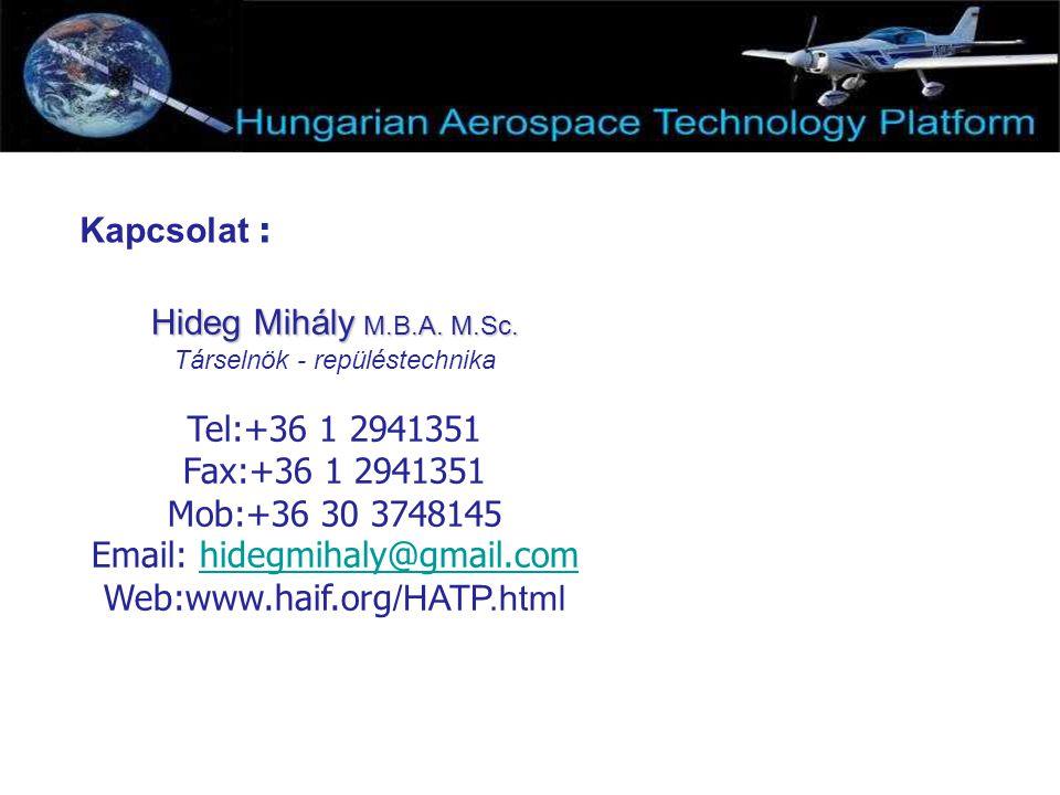 Társelnök - repüléstechnika