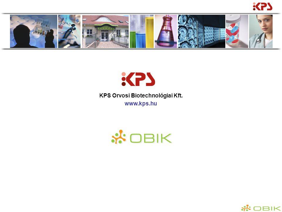 KPS Orvosi Biotechnológiai Kft.