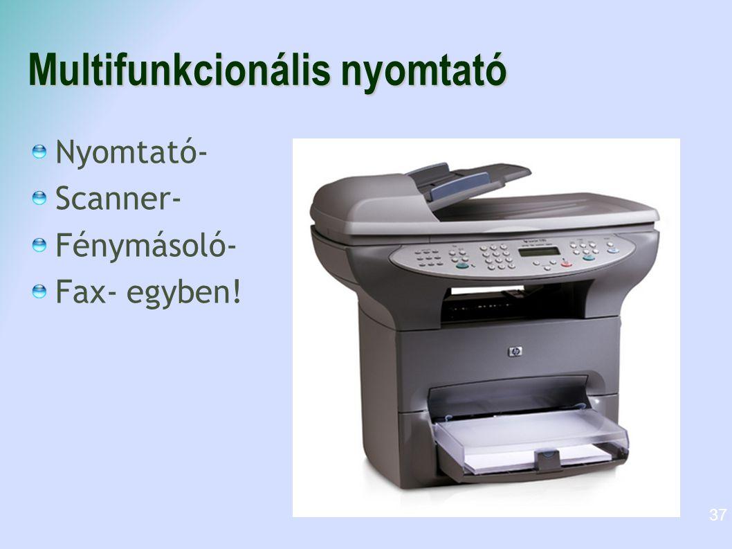 Multifunkcionális nyomtató