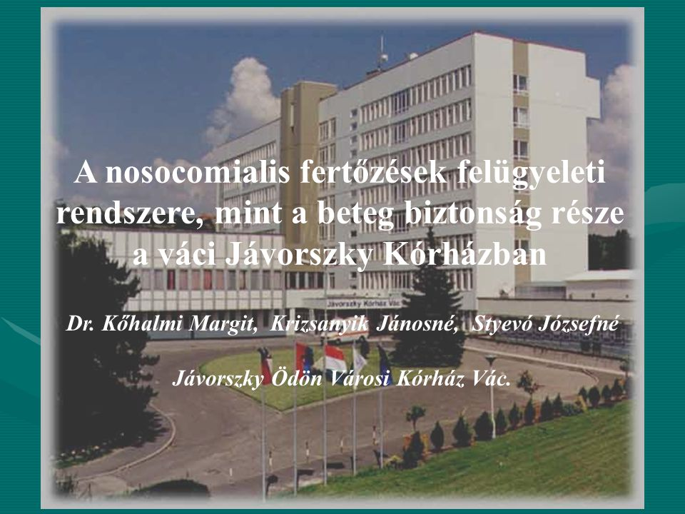 Dr. Kőhalmi Margit, Krizsanyik Jánosné, Styevó Józsefné