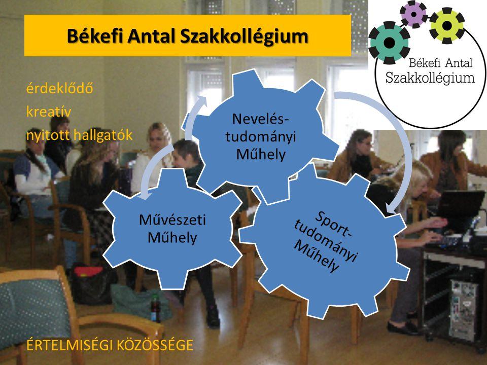 Békefi Antal Szakkollégium