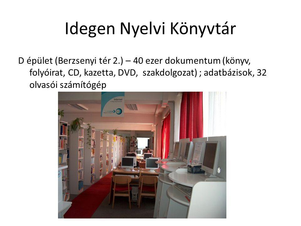 Idegen Nyelvi Könyvtár