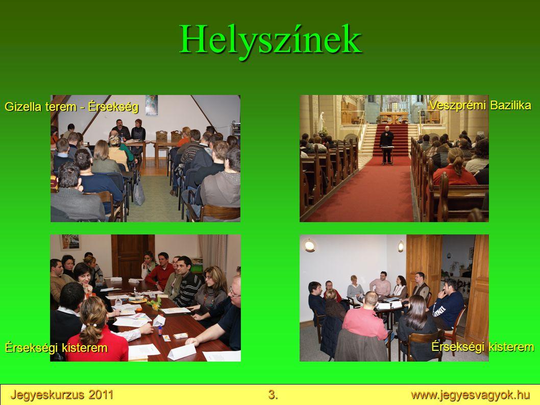 Jegyeskurzus 2011 3. www.jegyesvagyok.hu