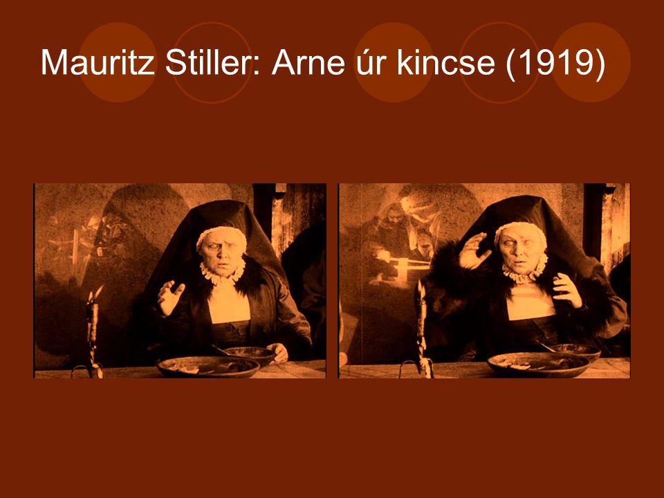 Mauritz Stiller: Arne úr kincse (1919)