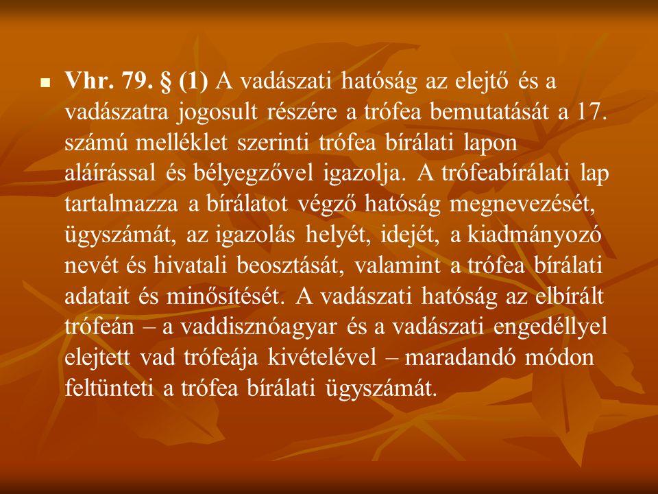 Vhr. 79.