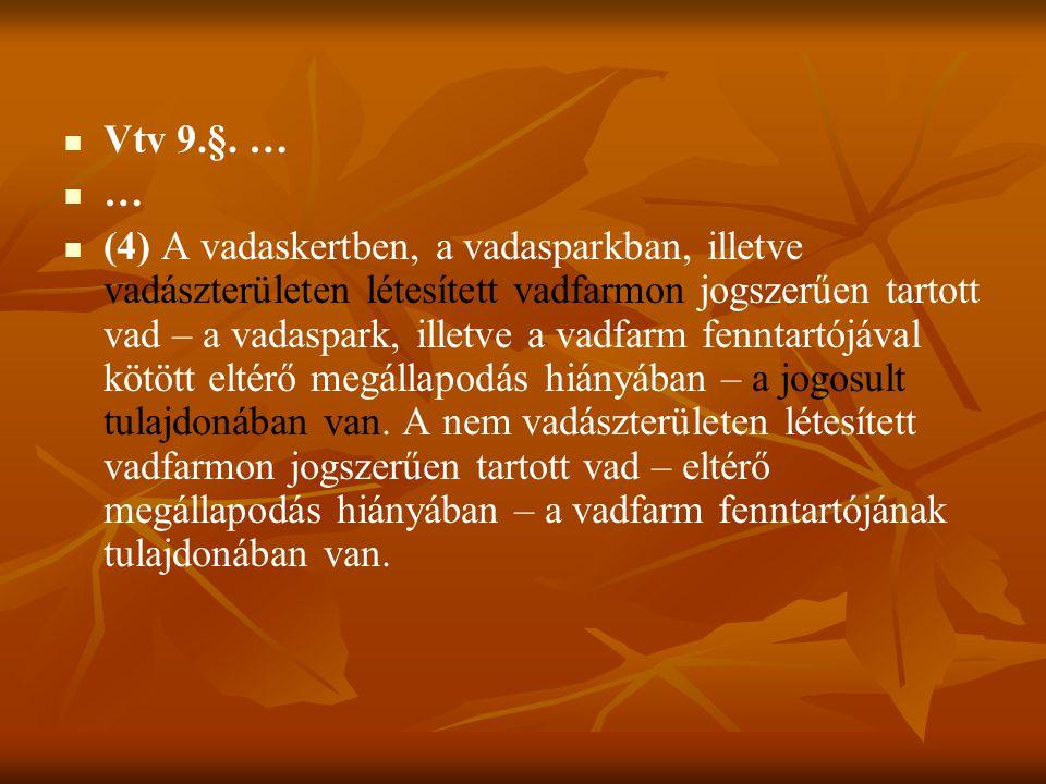 Vtv 9.§. … …