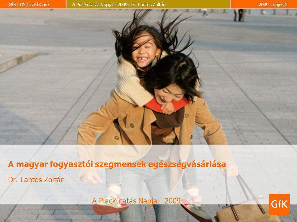A magyar fogyasztói szegmensek egészségvásárlása