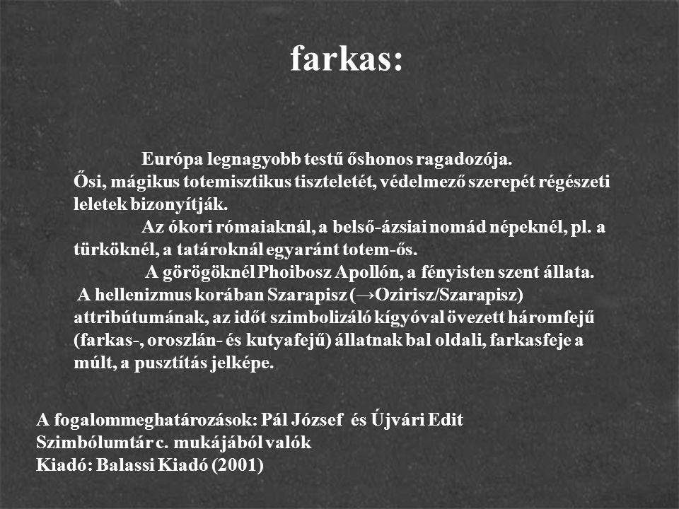 farkas:
