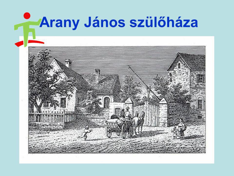 Arany János szülőháza