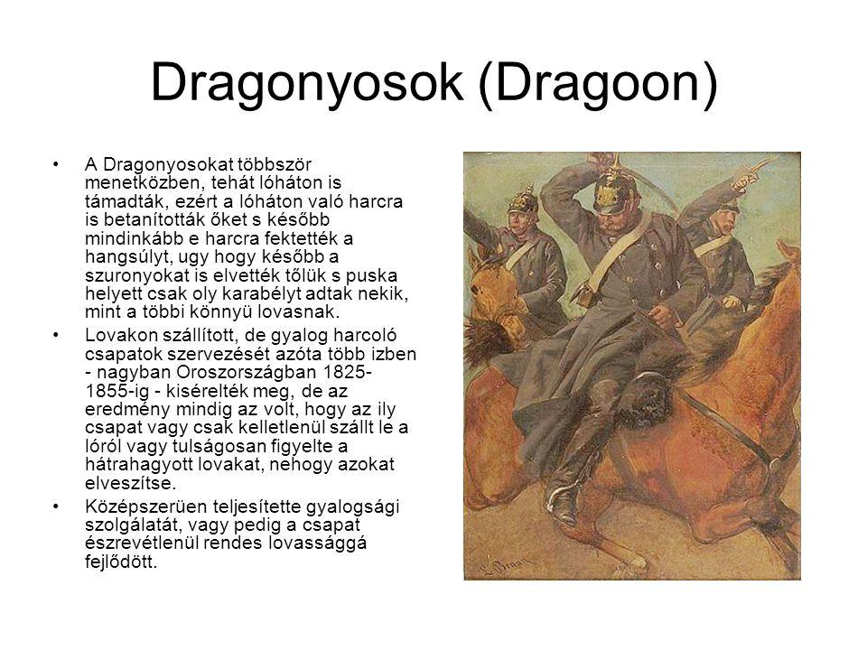 Dragonyosok (Dragoon)