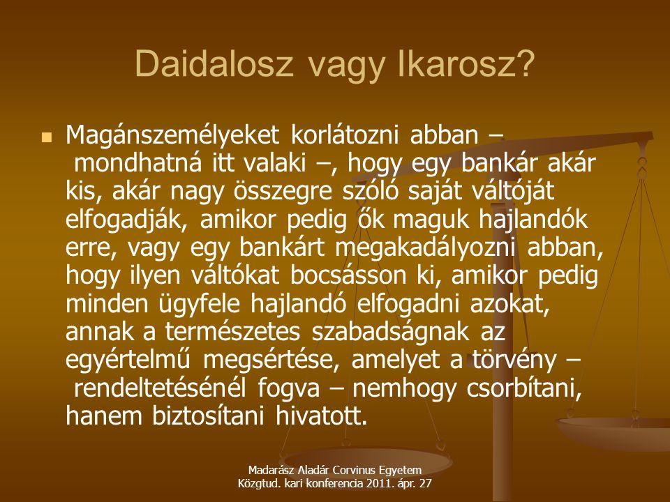 Daidalosz vagy Ikarosz