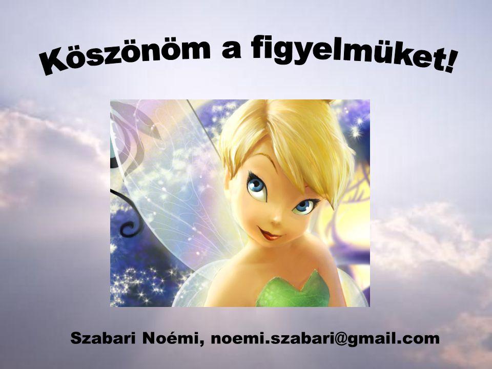 Szabari Noémi, noemi.szabari@gmail.com