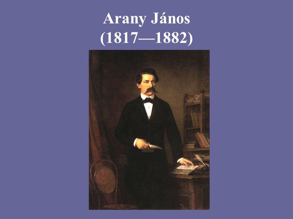 Arany János (1817—1882)