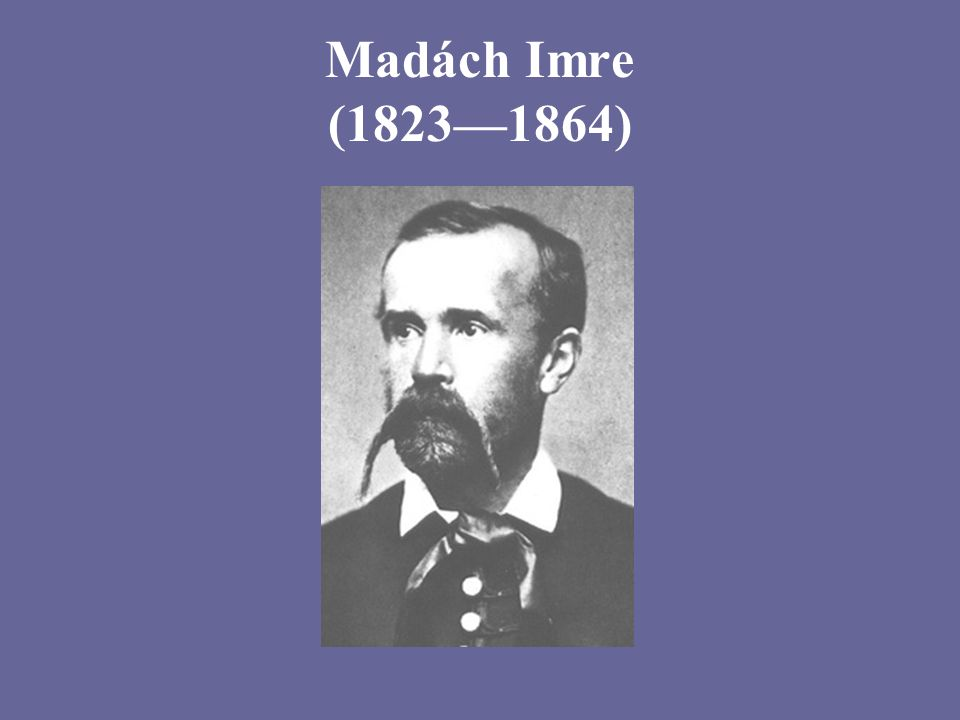 Madách Imre (1823—1864)