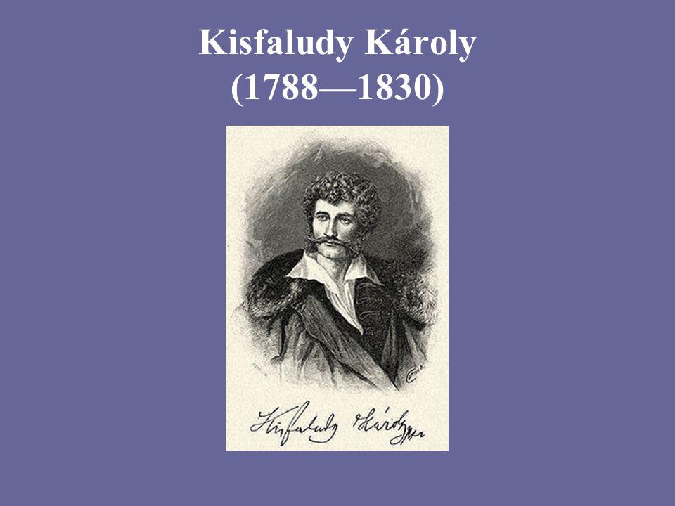 Kisfaludy Károly (1788—1830)
