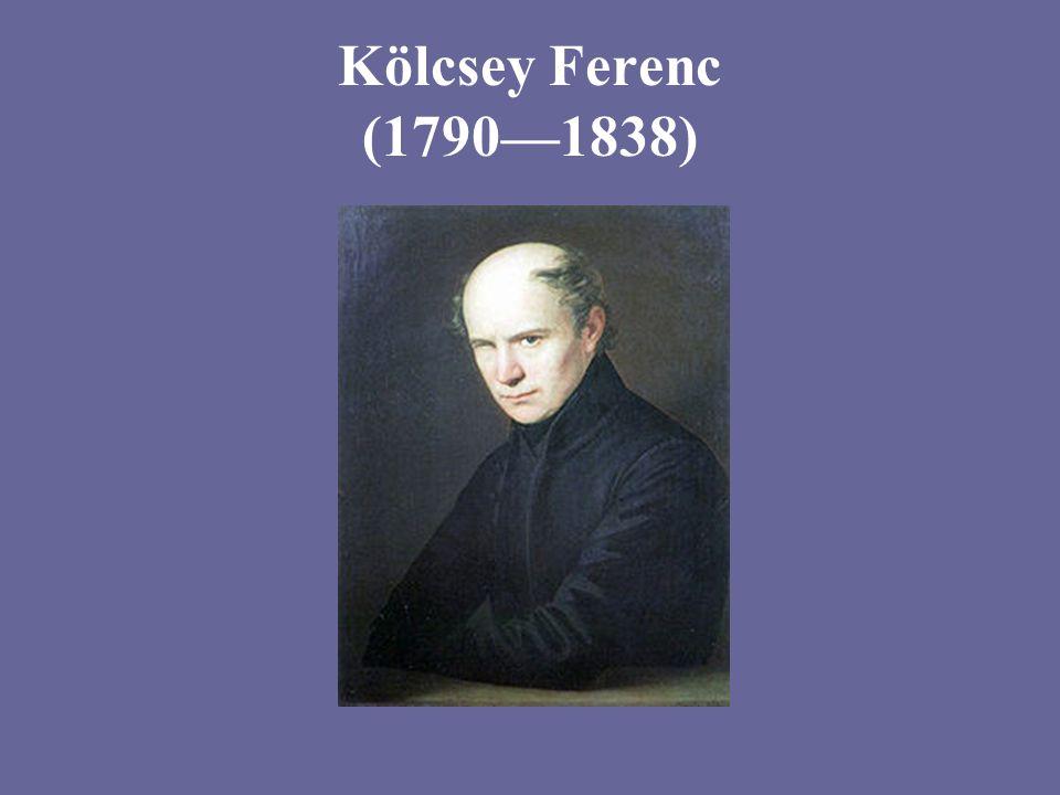 Kölcsey Ferenc (1790—1838)