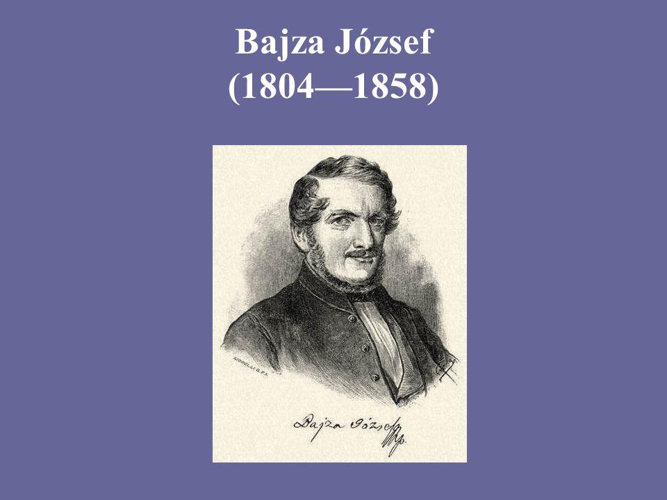 Bajza József (1804—1858)
