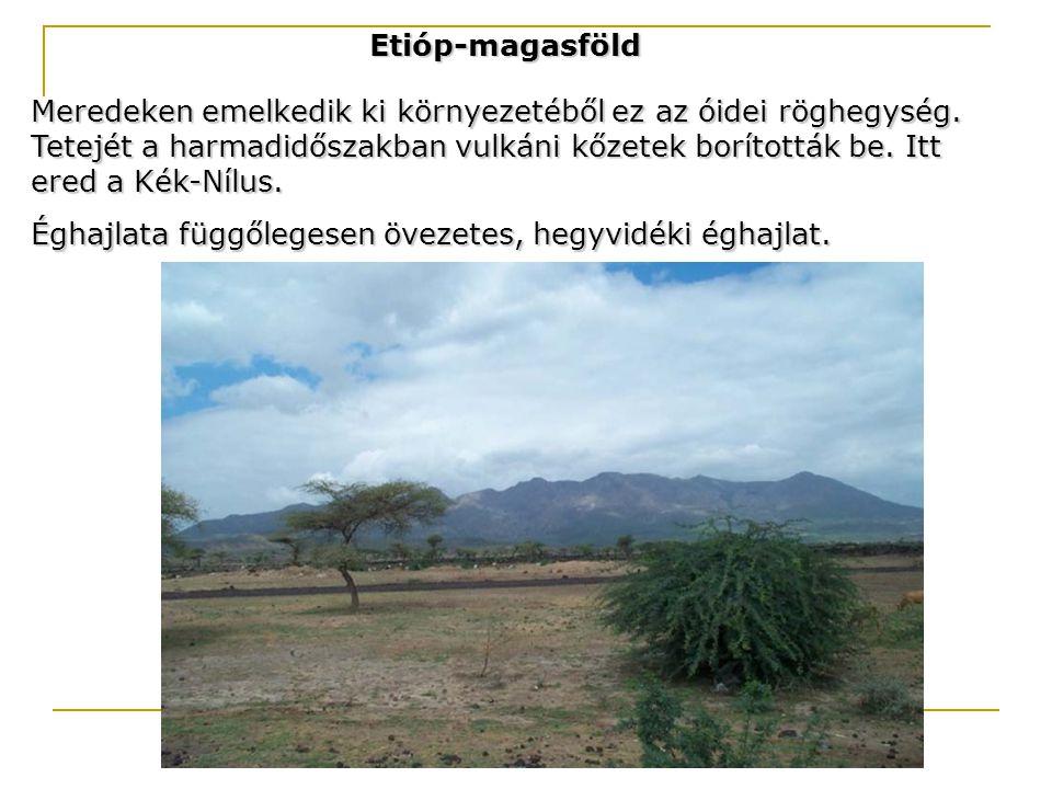 Etióp-magasföld